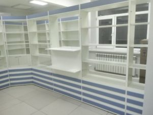витрины для аптек в алматы